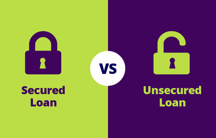 Secure vs. Unsecured Loans