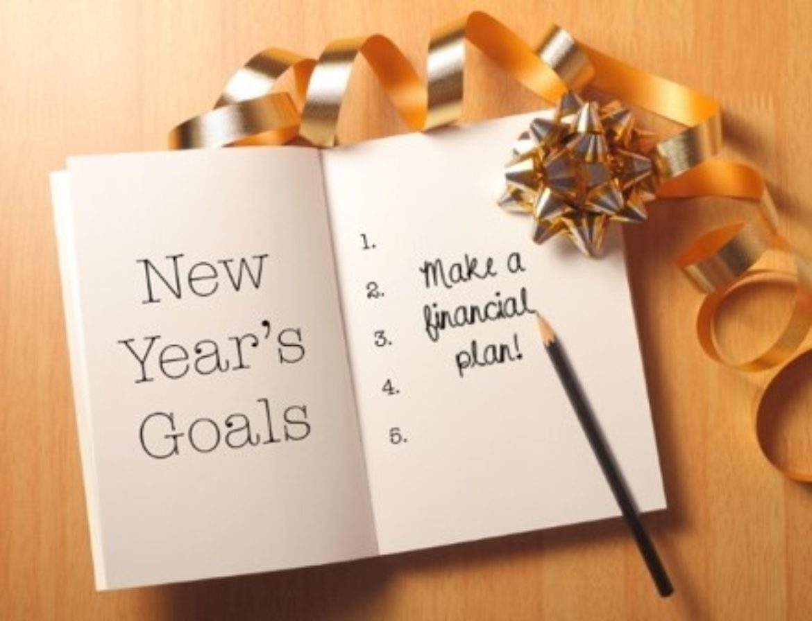 New Year's financial resolution