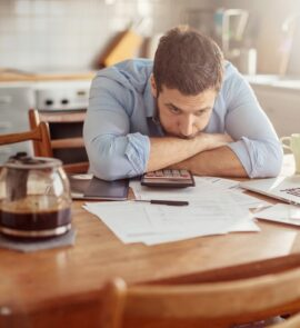 don't let debt weigh your business down